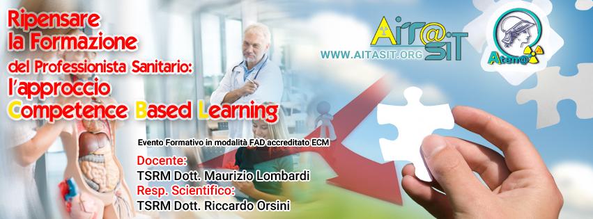 Ripensare la Formazione del Professionista Sanitario: l'approccio Competence Based Learning